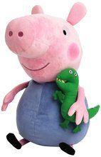 Peppa Pig Ty Beanie Buddy 15 inch Large Jumbo Plush - George Pig