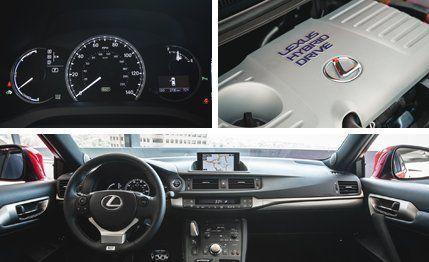 Lexus CT200h F Sport Hybrid | Car Reviews