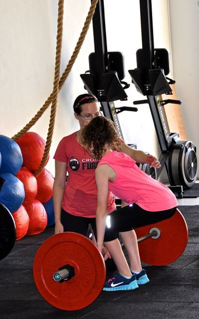 CrosFit for Kids and Teens at CrossFit Furnace
