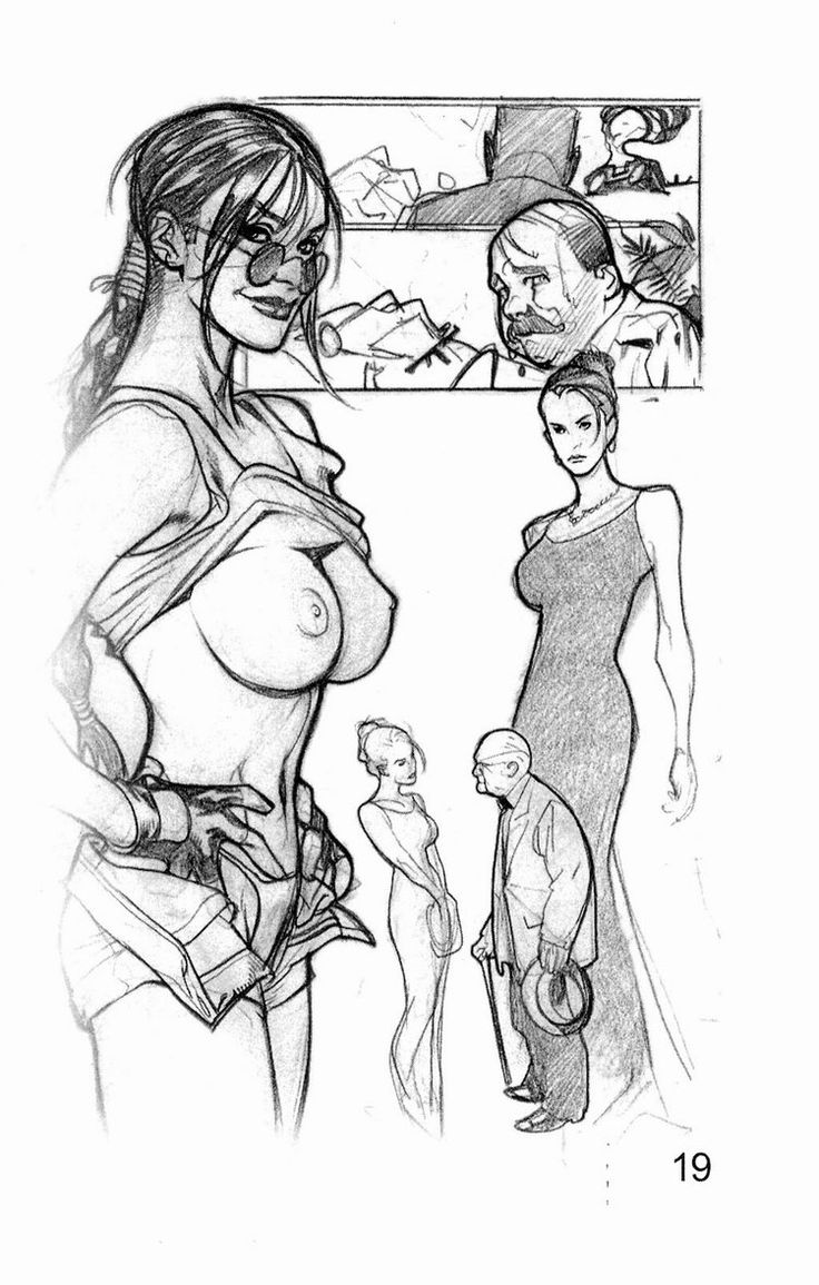 Can Lara croft tomb raider sex comic opinion