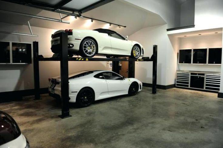 Unconventional Layout Garage Design Ideas Garage Design Garage Interior Garage