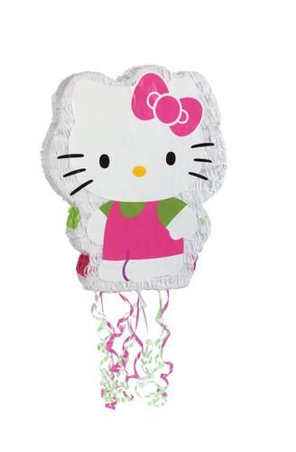 "Hello Kitty 21"""" Pull-String Pinata"