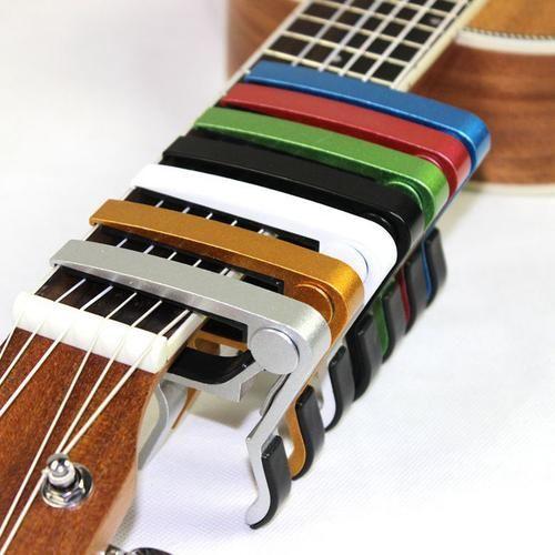 Metal Trigger Style Guitar Capo