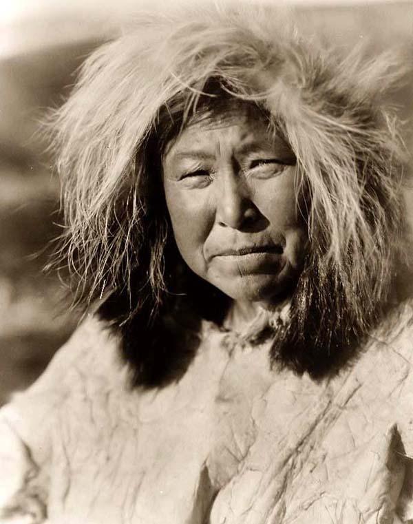 eskimo-woman