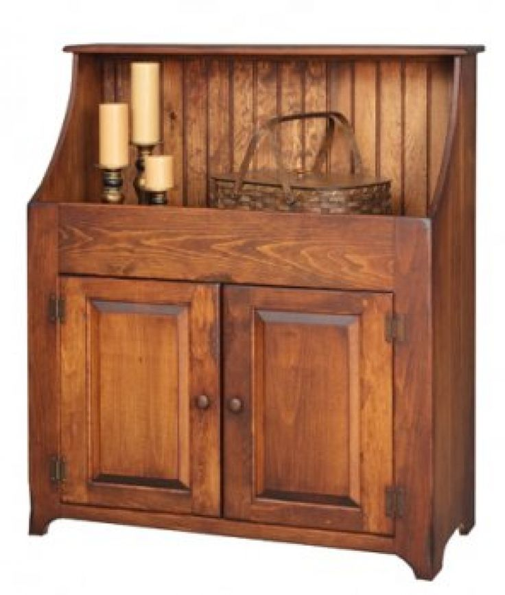 High Back Colonial Dry Sink Home Pinterest Cupboards