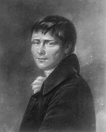 Bernd Heinrich Wilhelm von Kleist (18 October 1777 – 21 November 1811) was a German poet, dramatist, novelist and short story writer.