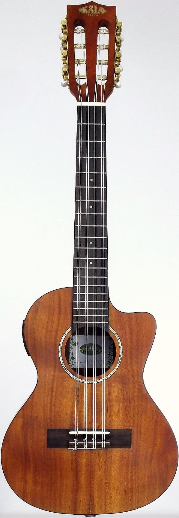 lardyfatboy: New pic of my Kala GA8e golden acacia Taropatch =Lardys Ukulele of the day - a year ago --- https://www.pinterest.com/lardyfatboy/