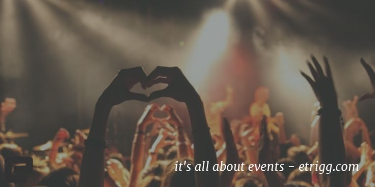 Regardless if you want to find concerts, meetups, happy hours, seminars, flight schedules, clubbing nights or any other kind of event - etrigg.com is the place to go. Try it!