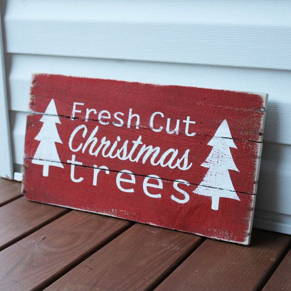Hey, I found this really awesome Etsy listing at https://www.etsy.com/listing/250348999/fresh-cut-christmas-trees-reclaimed-wood