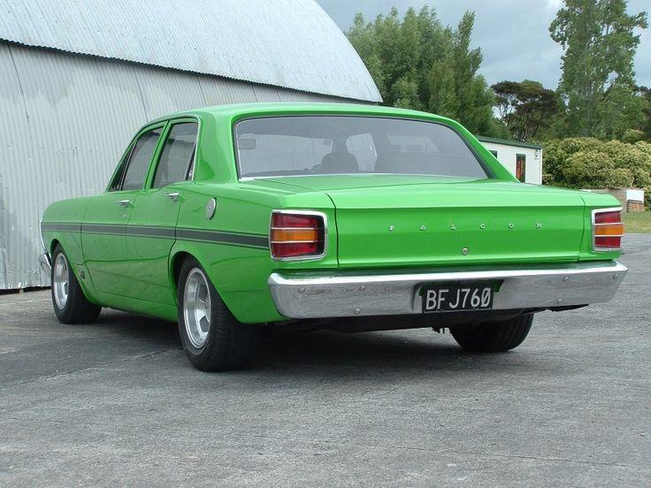 <3 Ford Falcon