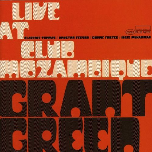 jazz blue note grant green clarence thomas houston person