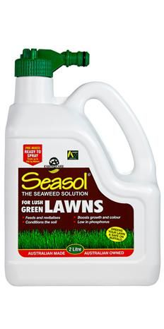 Seasol for Lawns | Tui Products #tuiproducts