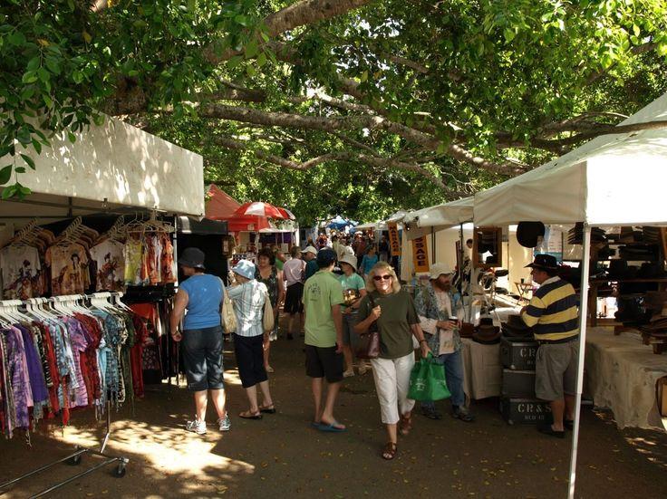 9 Things To do in Noosa - Eumundi Markets Noosa