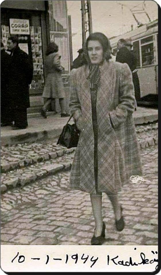 Kadıköy - 1944  #istanlook