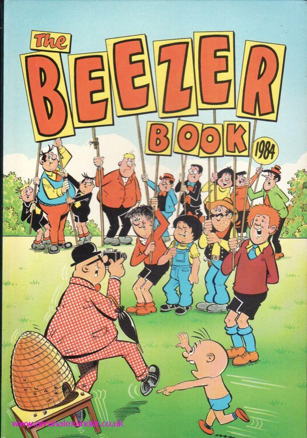 the-beezer-book-1984-dc-thomson-annual-hardback-4711-p.jpg (607×867)