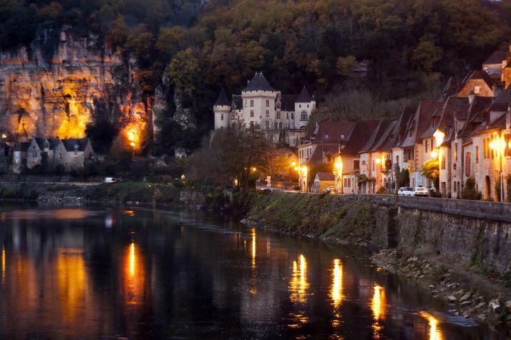 La Roque Gageac, en Dordogne