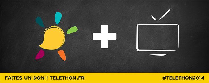 [Twitter] Merci @Francetele de nous servir la #gentillesse sur un plateau #TELETHON2014 #journeedelagentillesse