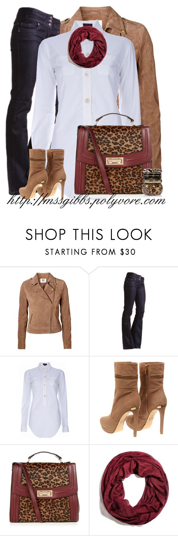 """""""MK Boots"""" by mssgibbs ❤ liked on Polyvore featuring Vero Moda, DEPT, Romeo Gigli, MICHAEL Michael Kors and GUESS by Marciano"""