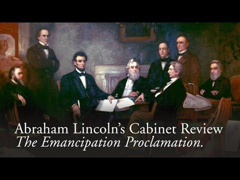 Abraham Lincoln's, Abraham Lincoln's Cabinet Review --> www.youtube.com/watch?v=0OGb_1ex1Aw