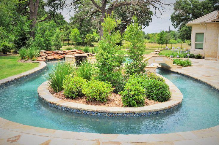 Backyard Lazy River