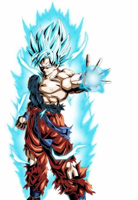 Dragon Ball Z Super Saiyan God
