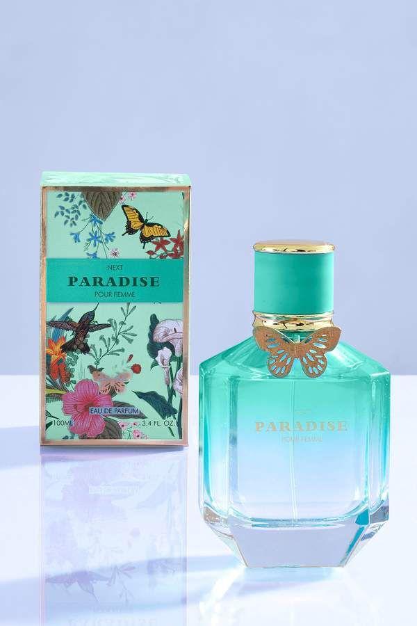 Womens Next Paradise 100ml Eau De Parfum Teal Packaging