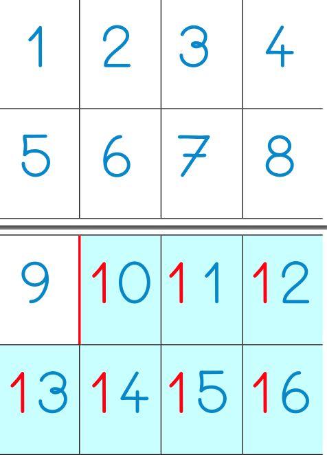 frise alphabet cycle 2 - Recherche Google