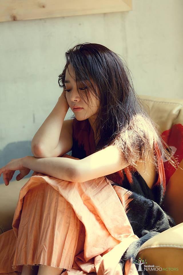 Moon Geun Young Marie Claire 2014