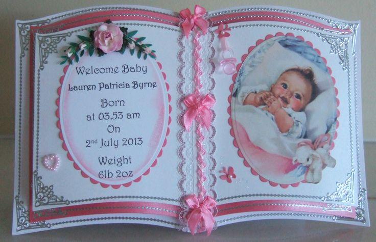 New Baby Lauren