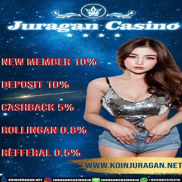 Juragan Casino Casino Live Casino Online Casino