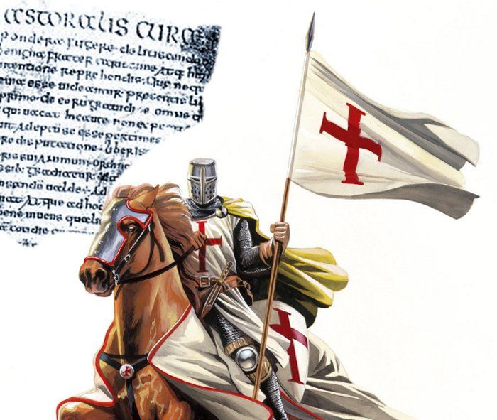 On This Day In History: Papal Bull Issued To Arrest All Knights Templar And Seize Their Lands – On 22 Nov, 1307