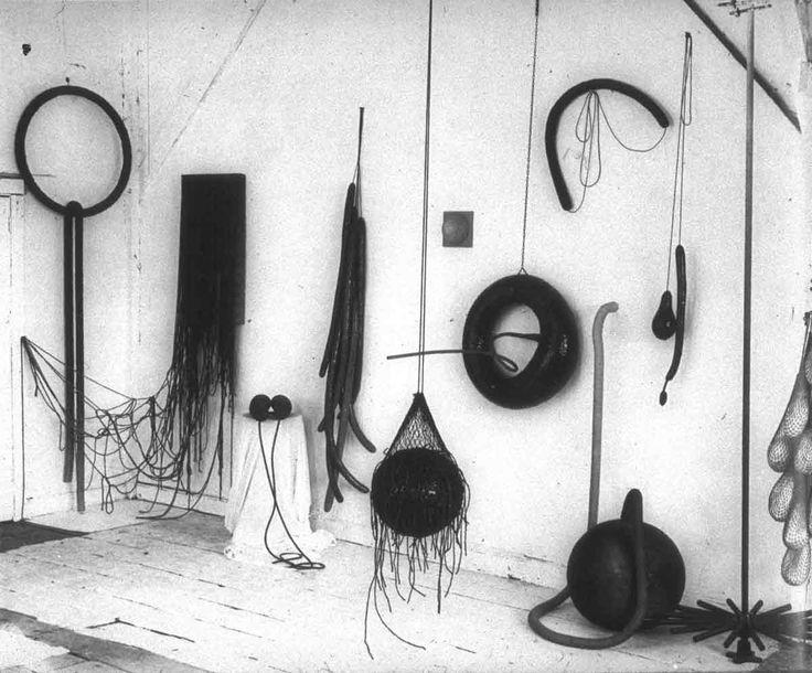 Eva Hesse 'Studioworks'