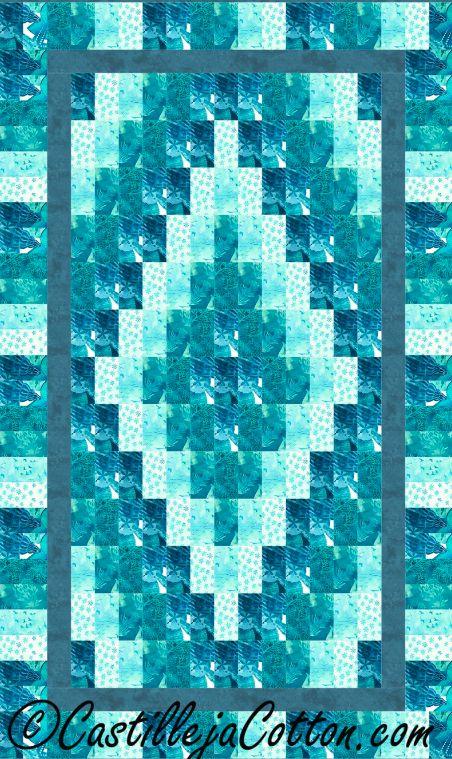 Free Quilt Pattern: Excursion Quilt