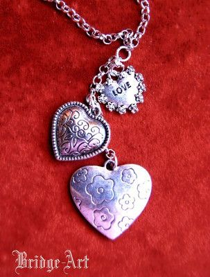 #Naszyjnik #Charms #Serce #wisiorek #necklace #pendant #heart