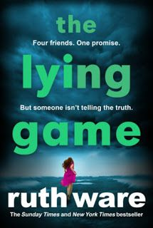 MysteriesEtc: Review:   The Lying Game by Ruth Ware