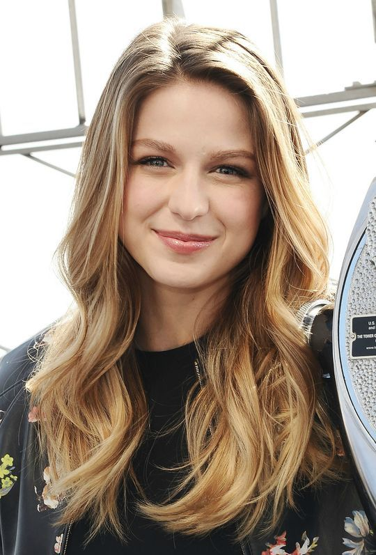 Steal Supergirl Melissa Benoist's Tricks to Super-Natural Gorgeousness