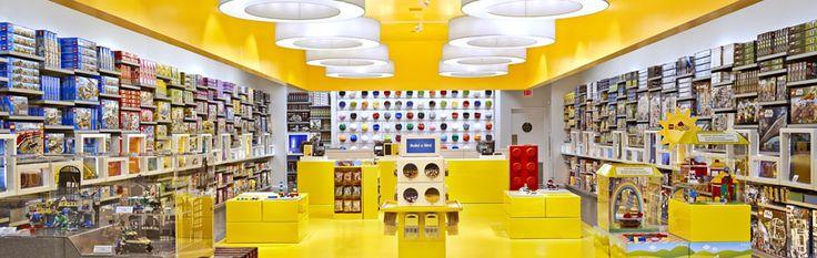 LEGO.com LEGO Stores Home