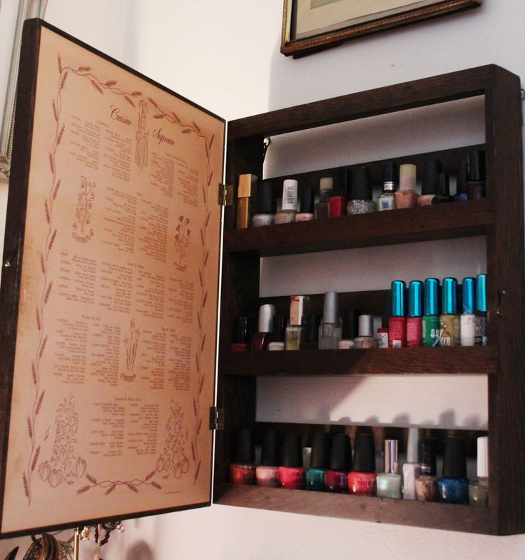 Wall Mounted Spice Cabinet Plans Woodworking Projects Plans