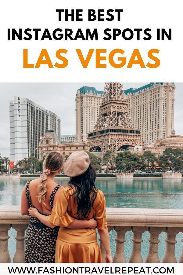 The Best Instagram Spots In Las Vegas In 2020 Las Vegas Trip