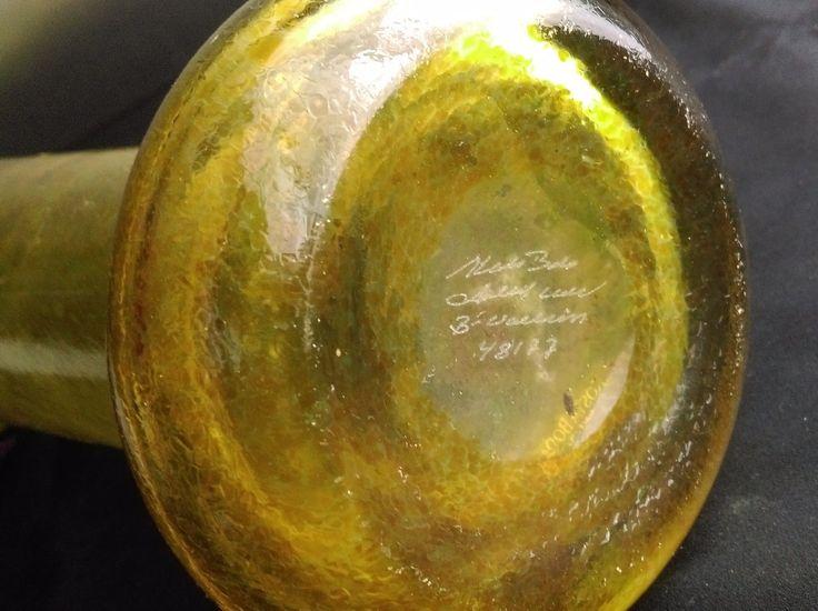25 best ideas about bouteille en verre on pinterest couper des bouteilles - Vase ancien en verre ...