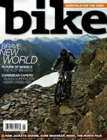 Bike - Good moutain biking magazine.  Has some of the best photography out of any of the cycling magazines.