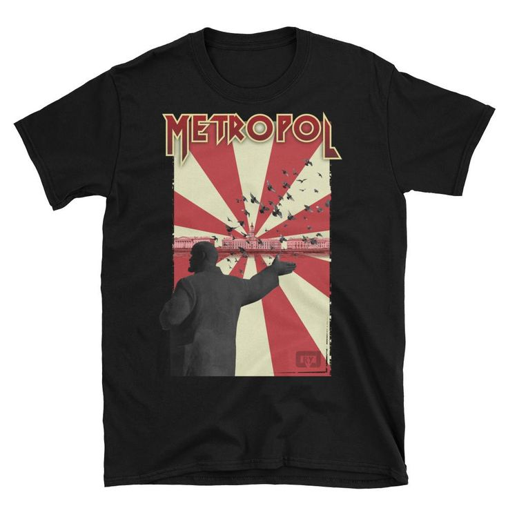 Metropol Act 2 shirt by Cry Liberty Clothing
