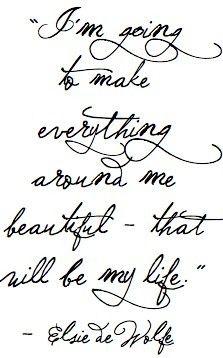 Make Everything Beautiful