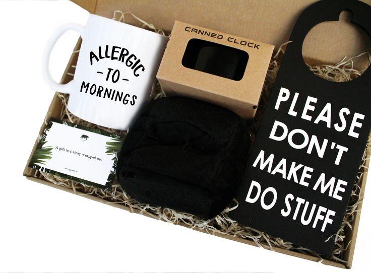 Levantarse, ducharse, vestirse, ir al trabajo, hablar con la gente… todo eso es demasiada actividad de buena mañana ¿verdad? Si tu respuesta es sí, #MorningHatersGiftBox es perfecto para ti. Descúbrelo en la web  www.garnett.es