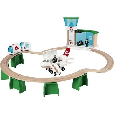 Brio Monorail Airport Set.  ECA LISTING BY Made In The UK, Bexhill On Sea, United Kingdom