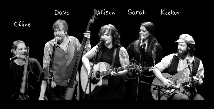 "First heard from the sensational live recording of Allison Crowe and Band – captured at LSPU Hall in St. John's, Newfoundland – is ""Verses"". Paul Mercs Concerts, the great Canadian event presenters since 1991, posted: ""Bravo Allison & Co! Beautiful & whimsical as always, got us jigg'n!""  This next song recording from the same show delivers some choruses! After their wardrobe hijinks, the band returns to the stage and soar with their cover of Sia's uniquely anthemic ""Bird Set Free""."