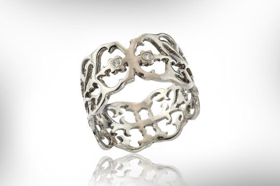 1000 ideas about Lace Ring on Pinterest