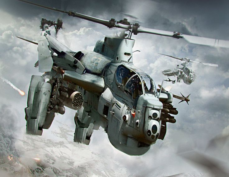 Helicopter, Carlos Alberto on ArtStation at http://www ...