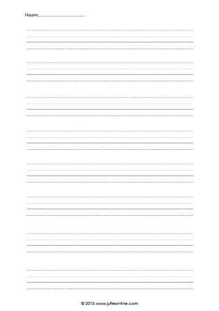 Schrijflijnen