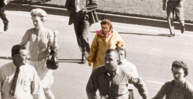 Lady Babushka e l'assassinio di Kennedy